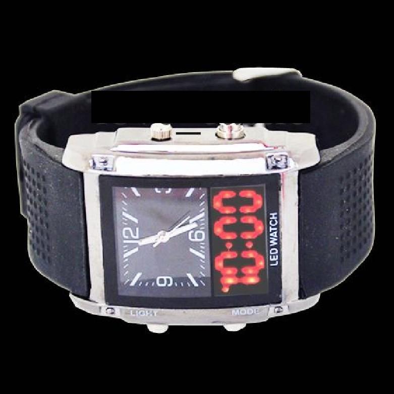 817118da0dc LED   Analog Digitální náramkové hodinky Quartz - Zboží které jinde ...