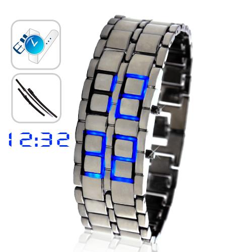 Elektronika » Hodinky LED 69e695bea6